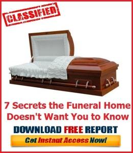 funeral home secrets